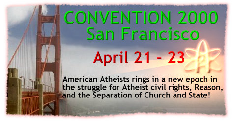 26th National Convention of American Atheists